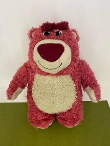 Toy Story - Lotso Huggin Bear - Small 26cm Soft Toy Plush