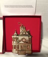 "New Listing1995 Christmas Ornament Bing & Grondahl Collections The First Doll House 3 5/8""H"