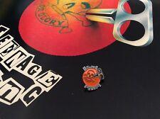 Angelic Upstarts Teenage Warning Pin Badge Punk Oi Skins Clockwork Orange New!