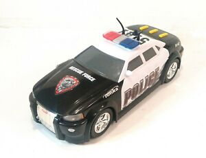Tonka Rescue Force Police Car 5147 Lights And Sound
