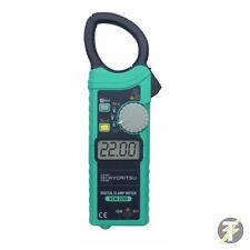 Kewtech (Kyoritsu) Ultra Slim Clamp Meter 1000Amps 600Volts AC/DC - KEW2200