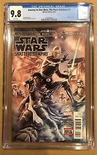 JOURNEY TO STAR WARS: THE FORCE AWAKENS # 4 CGC 9.8 SHATTERED EMPIRE (12/15)
