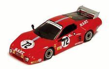 IXO fer016 Ferrari 512bb Le Mans 1982 Cudini/MORTON/paul st. Nº 72 1:43 NOUVEAU & OVP