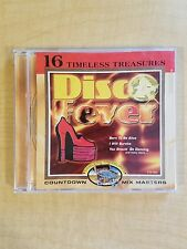 Timeless Treasures: Disco Fever by Countdown Mix Masters (CD, 2000, Madacy)