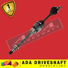 NEW CV JOINT DRIVE SHAFT Toyota Widebody Camry 4cyl 93-02 Driver Side