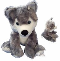 Husky Plush Soft Toy 12""