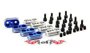 GTB CNC alloy sway bar clamp fixing block for LOSI 5IVE-T