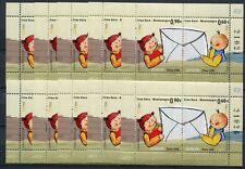 10x Montenegro 2008 CEPT Europa Brief Block Postfrisch MNH
