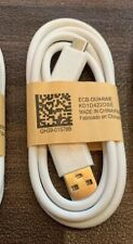 Original Micro USB Charger Data Cable Samsung Galaxy s2 S4 S3 s5 s6 s7 New