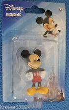 "DISNEY FIGURINE MICKEY MOUSE MAGIC CLUBHOUSE 2"" DISPLAY COLLECTIBLE CAKE TOPPER"