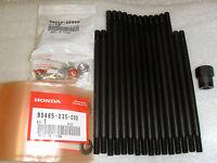 Honda CB750 Cylinder Studs ++ Tool 750 CB750A CB750F 90033-300-020 90034-300-040