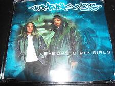 Bomfunk Mc's B-Boys / B Boys  & Fly Girls Australia CD Single - Like New