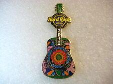 VALLARTA HOTEL,Hard Rock Cafe Pin, GRAND OPENING Guitar