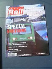 La vie du rail 1995 2491 BRETAGNE MONT SAINT MICHEL PONTORSON