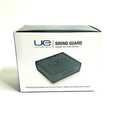 Logitech Ultimate Ears Pro Sound Guard w/ Belt Clip Reduce Spikes In Ear Monitor