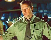 """~~ DONNIE WAHLBERG Authentic Hand-Signed """"SAW 2"""" 8x10 Photo ~~"""