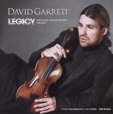 Legacy David Garrett neu-ovp