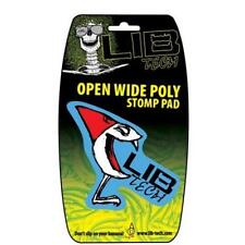 LIB TECH snowboard 2014 OPEN WIDE POLY STOMP PAD ~NEW in package~!!