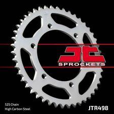 JT Pignon arrière JTR498 45 Dents pour Suzuki GSX-R600 W,X - U.K. 1998-1999