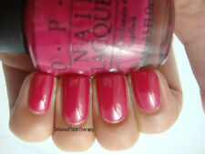 NEW! OPI Nail Polish Lacquer in KOALA BEAR-Y ~ Berry ~ Australia Collection