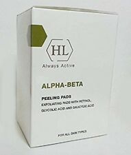 HL Holy Land Alpha Beta Peeling Pads with Retinol (24 pcs)
