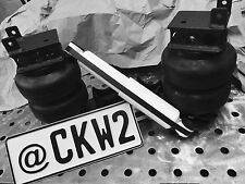 VW MK1 Rabbit Truck Caddy Pick Up Airlift Air Ride Rear Kit CKW2
