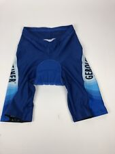 Torralba Gerolsteiner Water Bicycle Sport SHORTS size S Cycling Racing Padded