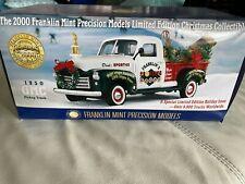 Franklin Mint 2000 1950 Gmc Pickup Truck Limited Edition