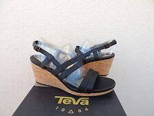4e35d03979283c Teva Women s Arrabelle Leather Sandal Black 10 ...
