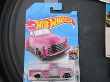 HOT WHEELS 2018 207/365 '52 CHEVY NEW ON LONG CARD
