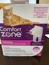 Comfort Zone Calming Diffuser for Cats and Kittens