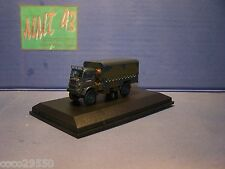 1/76 Militaire Oxford (76QLD001) Bedford Qld Army Fire Service