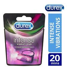 Durex Intense Vibrations Love Ring Adult Couples Sex Toy