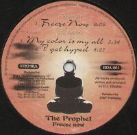 THE PROPHET - Freeze Now - 1995 Boedha - Bda 003