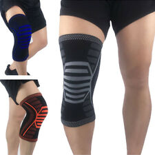Sports Elastic Knee Sleeve Compression Protection Knee Support Fitness Running