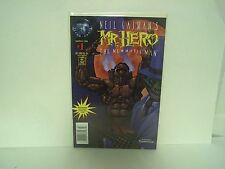 Mr. Hero The Newmatic Man Tekno Comix 1995 comic book #1