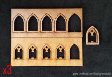 Gothic Windows set 1