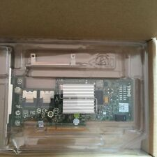 NEW Dell PERC H200 6Gb PCI-e SAS SATA 8-Port Raid Controller From US Ship