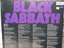 Black Sabbath Master Of Reality - Limited Edition 2x Vinyl 2009 Import Ozzie NEW