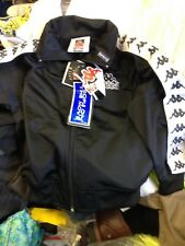 KAPPA TRACKSUITS TOPS UP TO 24/26 26/28 NCH CHEST KIDS VAROIUS AT £14 EACH