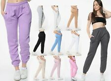 Womens Oversized Joggers Sweatpants Ladies Bottoms Jogging Gym Pants Lounge Wear