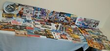 80 Autographed Signed Hero Card Lot Book Magazine NASCAR Sprint WoO NHRA Allison