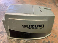 Suzuki Outboard DT85 85 HP Hood Engine Cover Cowl