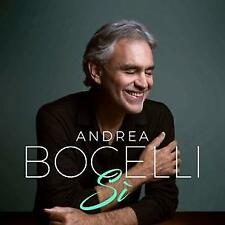 Andrea Bocelli - Si (Digipak) (CD ALBUM)