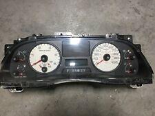 2005 2006 2007 FORD F250 F350 F450 Instrument speedometer gauge cluster Diesel