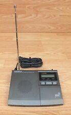 Genuine Radio Shack (12-250) Dark Grey Wired Weather Alert Radio Only **READ**