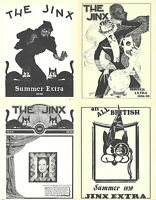160 RARE ISSUES Of THE JINX - ANNEMANN (1934-1941) MAGIC, CONJURING ON DVD