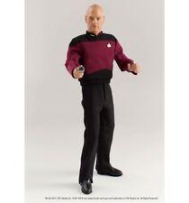 Quantum Mechanix Star Trek TNG figurine 1/6 Captain Jean-Luc Picard 30 cm