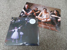 Wolf Alice - Visions Of A Life Sealed CD & **SIGNED** Card RARE!!