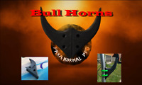 "NEW! ""Bull Horns"" Paramotor Trike Line Holders, Assists by Para-Normal PPG"